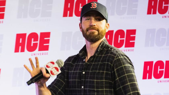Why Chris Evans is backing off on criticizing Trump
