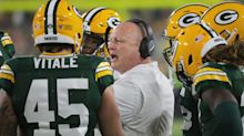 Packers fire special teams coordinator Shawn Mennenga