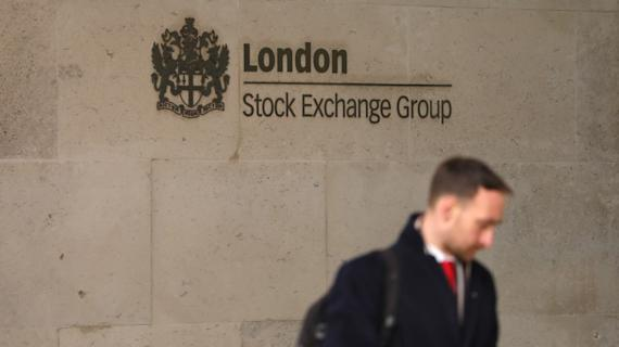 FTSE 100 rises on fifth anniversary of Brexit vote and ahead of PMIs