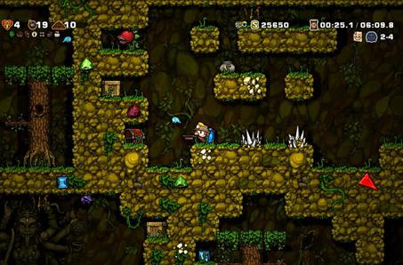 Germany wins again, this time it's a world record Spelunky run