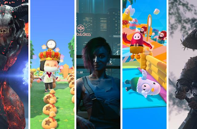 Our favorite games of 2020