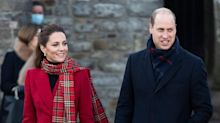 Prince William, Kate Middleton Sent Out Their Annual Christmas Card