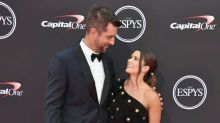 Aaron Rodgers and Danica Patrick are in love, he says