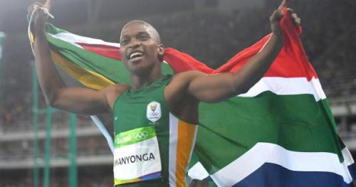 Athlé - Le Sud-Africain Luvo Manyonga réalise 8,62m à la longueur