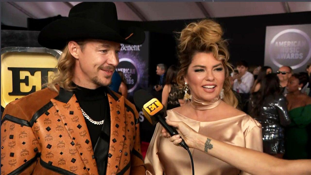 Diplo 2019 >> Diplo Gets Starstruck After Meeting Shania Twain At The 2019