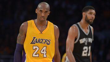 Kobe, Duncan HOF ceremonies pushed to 2021
