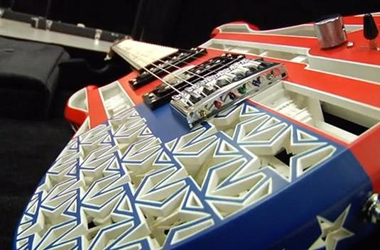 Swedish students play a gig with 3D-printed instruments
