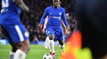 Foot - ANG - Cup - Chelsea: N'Golo Kanté manquera aussi la demi-finale de Cup contre Manchester United