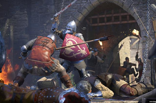 'Kingdom Come: Deliverance' is the latest 'impossible' Nintendo Switch port