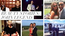 John Legend Talks Style, Mani-Pedis, & Chrissy Teigen's Most Embarrassing Instagram Photo