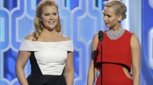 Amy Schumer's Twisted Response To Jennifer Lawrence Breakup Is Perfect