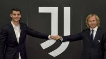 Juventus, buone notizie per Pirlo: primo allenamento per Alvaro Morata e un big torna in gruppo