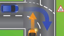 'Struggling': Drivers puzzled over 'confusing' intersection question