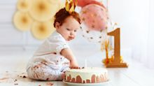 Parents spending over £200 on their baby's first birthday, new research reveals