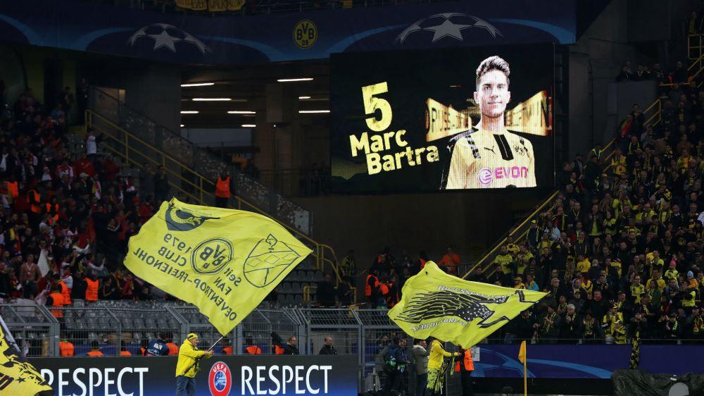 """Dortmund, Bartra ricorda l'attentato: """"I 15 minuti più lunghi della mia vita"""""""