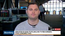 Amazon Said to Challenge Tivo With Live TV Recorder