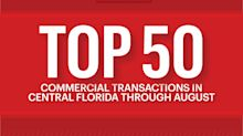 Central Florida's largest CRE deal in 2018 was so massive it dwarfs Disney