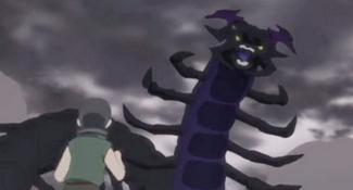 白貓:遇上巨大蜈蚣怪 兄妹竟死別
