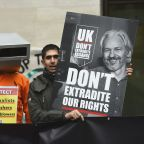 The Latest: Assange's legal team seeks delay to UK case