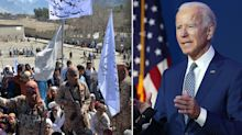 Taliban sends message to Biden over promise made by Trump
