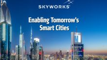 Skyworks Powers Connected Lighting for Revolutionary Smart Cities
