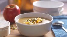 Best Bites: Brie and cheddar apple beer soup