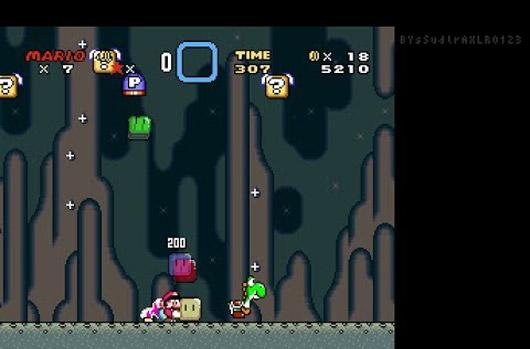 Speedrunners make Super Mario World reprogram itself to play Pong, Snake