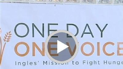 One Day- One Million Pounds Of Food
