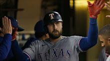 Report: Yankees agree to deal for Rangers slugger Joey Gallo