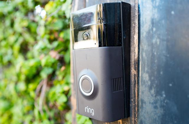 Amazon's Ring wants to collect information from 911 calls