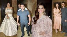 Kriti, Salman, Soha, Kunal at pre-Diwali Bollywood bash