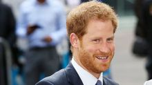 Prince Harry jokes he's 'not sure what country we're in' after whirlwind trip to see Meghan Markle