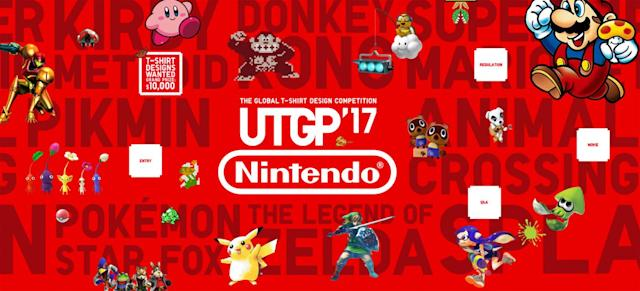 Nintendo t-shirt design contest will be judged by Shigeru Miyamoto