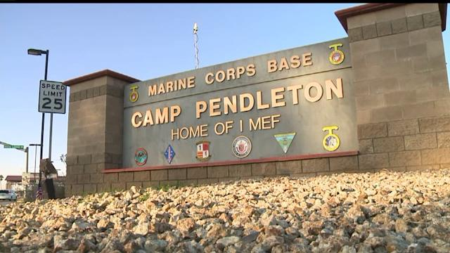 Identities Of Marines Killed At Camp Pendleton Released