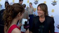 Red Carpet Roundup - Country Music's Biggest Stars Talk Sequins, Selfies, and Tour Bus Must-Haves at the ACM Awards