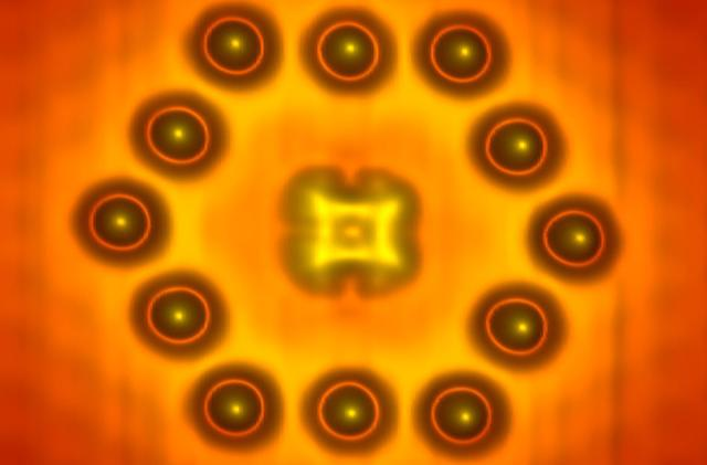 Scientists make a transistor from a single molecule