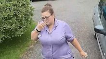Carer caught on camera stealing money out of elderly dementia patient's purse