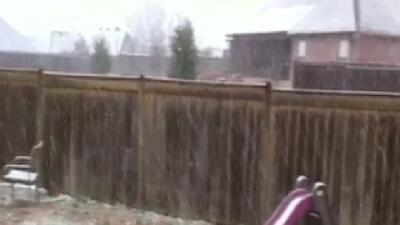 Snow Falls In Madison County