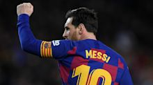 Messi will keep Barcelona captaincy after bringing exit talk to a close - Mestre