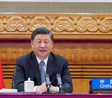 """China's Xi swipes at U.S.: """"Countries shouldn't impose rules on others"""""""
