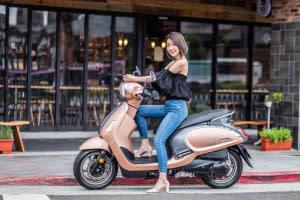 【SYM】美感性能兼具!「Fiddle 125 ABS」引領時尚展現品味 耀眼新上市!
