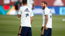 Foot - L. nations - ESP - Sergio Ramos (Espagne): «On dirait que Fati et Ferran Torres jouent dans cette équipe depuis dix ans»
