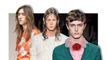 Dude Looks Like a Lady: The Most Gender Fluid Styles From the Men's Shows