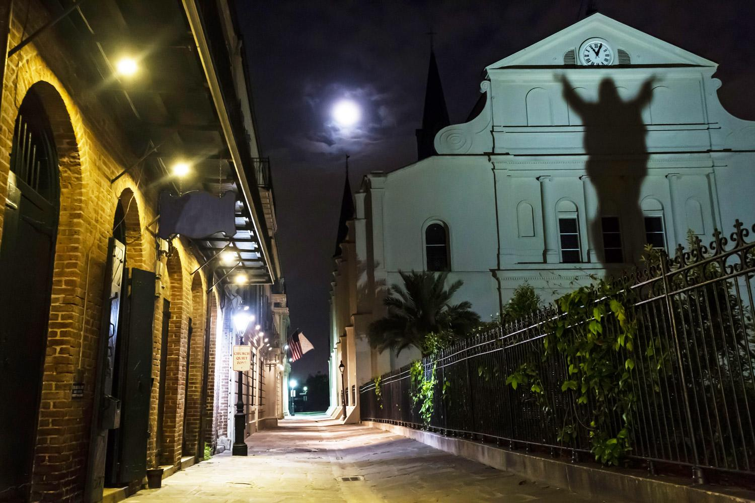 """<p><strong>What's scary:</strong> Full of """"cities of the dead,"""" the home of Voodoo, and the site of various murders, brothels, intrigue, and general debauchery, New Orleans, Louisiana, has endless horror stories and myths. The <strong><a href=""""http://www.neworleansghostadventurestour.com/ghost.html"""" rel=""""nofollow noopener"""" target=""""_blank"""" data-ylk=""""slk:Ghost Adventures Haunted Houses Tour"""" class=""""link rapid-noclick-resp"""">Ghost Adventures Haunted Houses Tour</a></strong>, led by historians and history buffs, seeks to separate New Orleans's French Quarter's legends from its history with a tour founded in fact and research.</p><p><strong>Take the tour: </strong>The Ghost Adventures Haunted Houses Tour (<a href=""""http://www.neworleansghostadventurestour.com"""" rel=""""nofollow noopener"""" target=""""_blank"""" data-ylk=""""slk:neworleansghostadventurestour.com"""" class=""""link rapid-noclick-resp"""">neworleansghostadventurestour.com</a> or 504-475-5214) offers the rare opportunity to visit and step inside locations investigated by the ghost hunters of <strong><a href=""""http://www.travelchannel.com/shows/ghost-adventures"""" rel=""""nofollow noopener"""" target=""""_blank"""" data-ylk=""""slk:Travel Channel's Ghost Adventures"""" class=""""link rapid-noclick-resp"""">Travel Channel's <em>Ghost Adventures</em></a></strong><em>. </em>Sign up for the two-hour tour at 5 or 8 p.m. on any day of the week. Tickets are $25 per person and free for children under the age of 6. Tour groups are arranged so visitors with children are together and can be adjusted to be more family-friendly.</p>"""