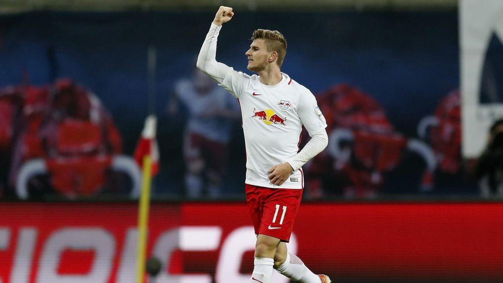 Nach Muskelfaserriss: Blitzcomeback von Leipzigs Timo Werner?