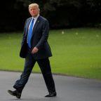 Trump delays release of Russia probe documents