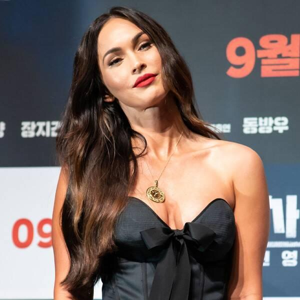 Megan Fox Looks Effortlessly Chic During Date Night With Machine Gun Kelly 1