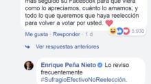 Las mejores respuestas de EPN en las redes sociales