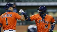 Yuli Gurriel's patience at the plate pays off in big way