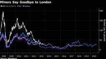 One by One, London's Boom-Time Miners Are Heading for the Exit
